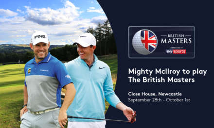 Rory McIlroy To Play In The British Masters