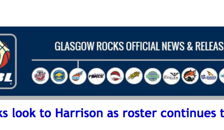 Rocks look to Harrison as roster continues to fill