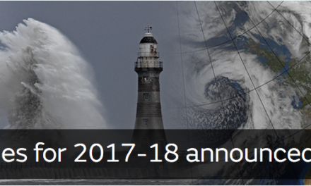 Storm names for 2017-18 announced
