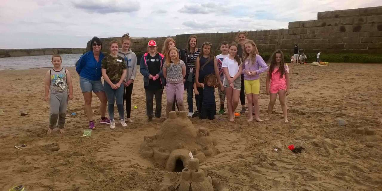 Summer family fun in Seaham