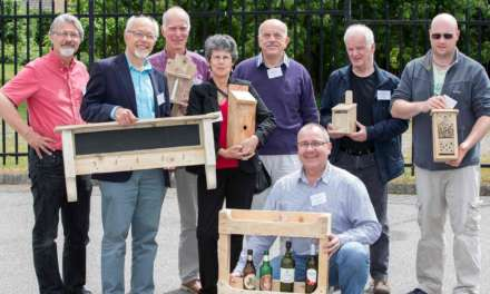 Festival of Thrift visitors invited to find out what goes on in Men's Sheds