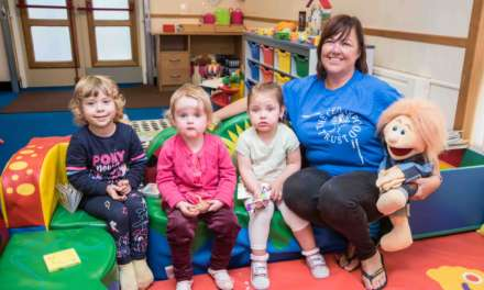 Toddlers get best start in education