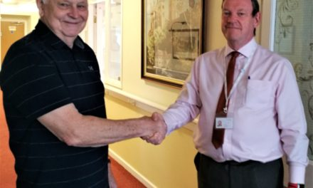 Pelton Grange Care Home wing named after local artist