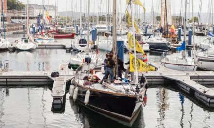 The Fleet for the Tall Ships Races Sunderland 2018 is Growing