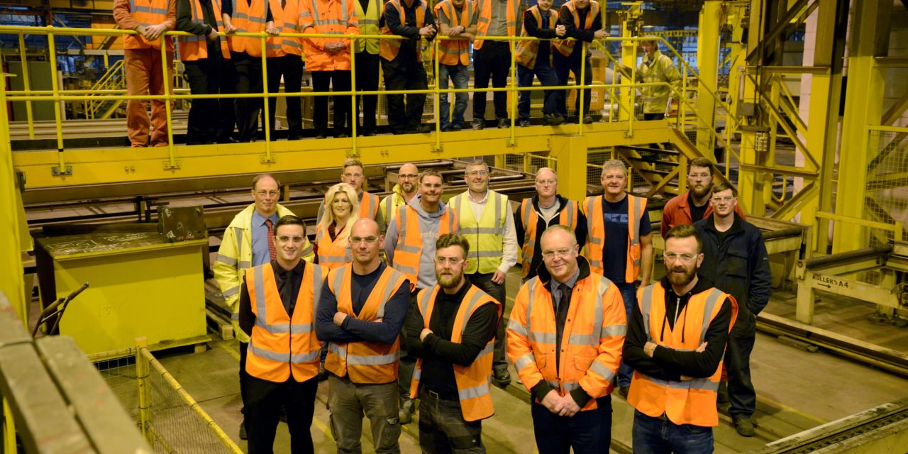 Cleveland Bridge supports upskilling of staff with successful LEAD qualification programme