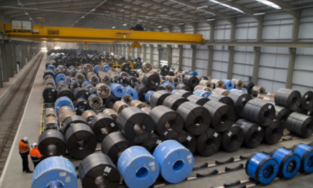 Expansion planned for Teesside automotive steel logistics hub