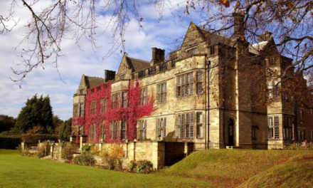 Eat, drink and spa at Gisborough Hall this autumn!