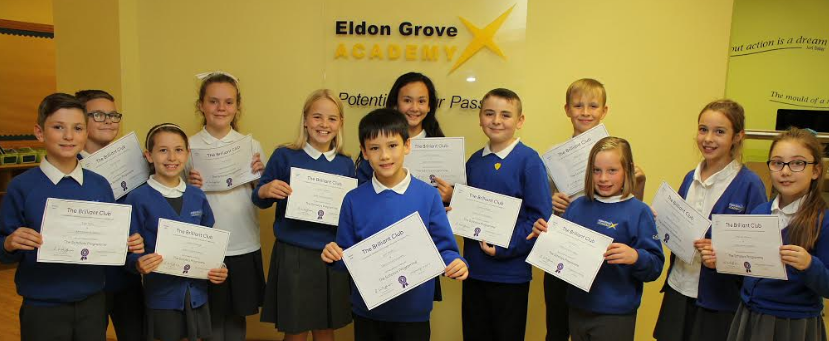 Pupils show off their brilliance