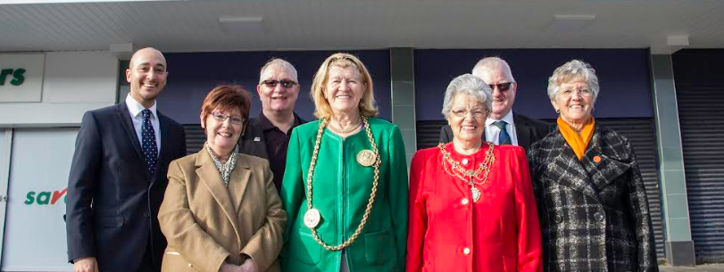 South Tyneside Mayor visits shopping centre following relaunch