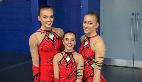 Deerness Trio Compete for GB in European Championships