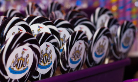 Enjoy a carnival Christmas at St James' Park