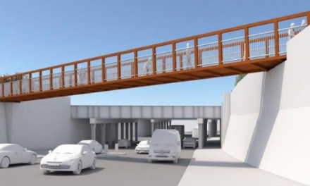 Central Park bridge to create link to Darlington Station