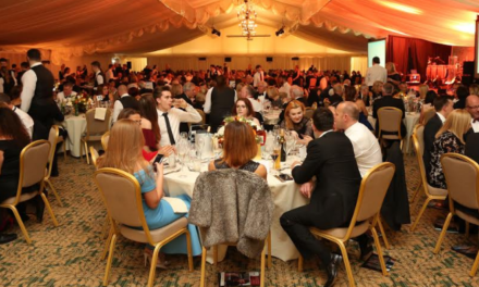 Ball attendance raises £77,000 for Teesside's most vulnerable families