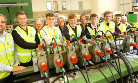 Houghton International continues expansion with new apprentices, additional staff, more machines and increased floor space