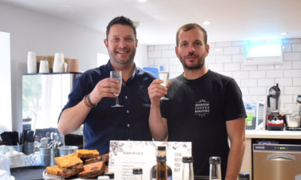 Launch event celebrates the opening of third business for Yorkshire entrepreneur