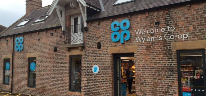Silverstone completes third Northumberland Co-op store