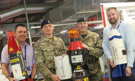 Army rocket launches careers in engineering thanks to college