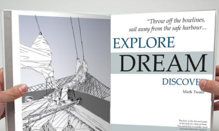 Illustrating a 25 year love affair with the Tall Ships