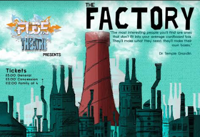 Fuse Theatre takes The Factory on tour