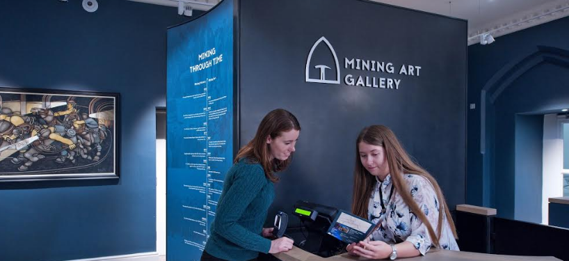 Half-price Tickets for Local Residents at County Durham's New Mining Art Gallery