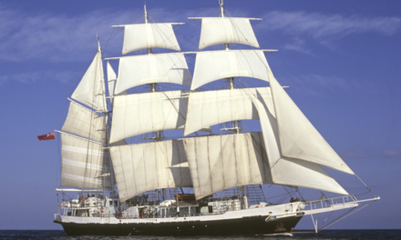 Cultural Boost for Sailing Spectacular