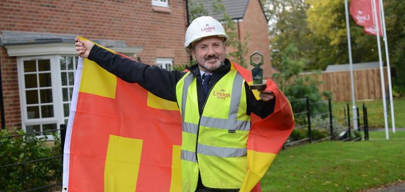 Northumberland's number one – Steve is county's top site manager