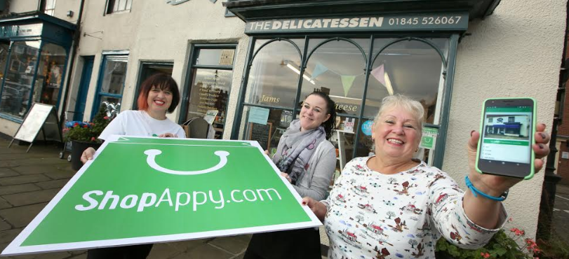 Shopping Scheme Launched in Thirsk