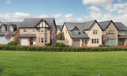 Half of first homes released at Longhoughton development sold in less than a month