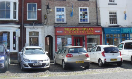"""Rare"" Retail Unit Comes to Market in Stokesley"