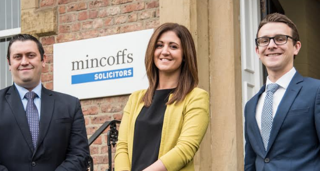 Associate Solicitor Promotions at Mincoffs