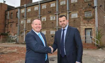 Formal agreement sealed for Northallerton Prison redevelopment