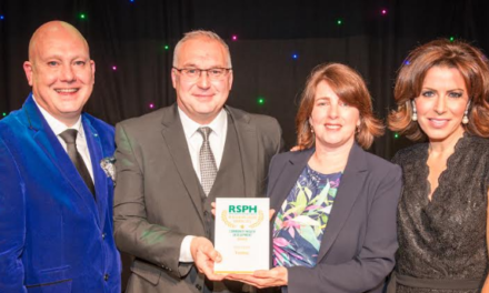 Trending Clothing Bank Scoops National Award