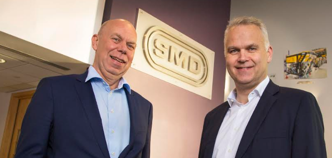 Mike Jones to succeed Andrew Hodgson as SMD CEO