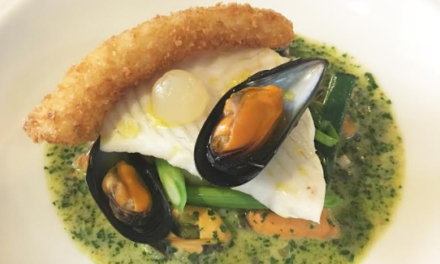 Newcastle restaurant serves up the catch of the day with a twist