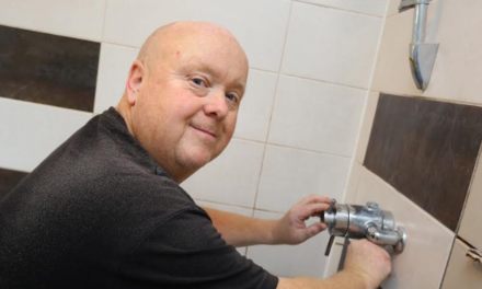 Plumber Taps into Free Training to go for Growth