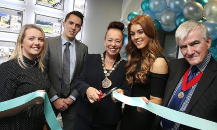Leading North East Property Firm Celebrates Launch with Sunderland Business Community