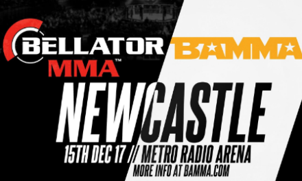 BAMMA & Bellator Announce Their Newcastle Return