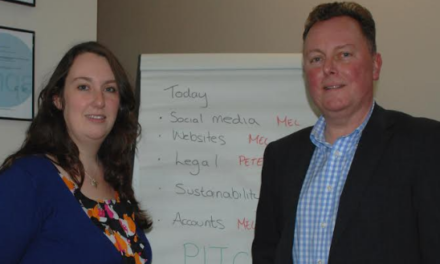 North East Lawyer helps Start-Ups Get Started!