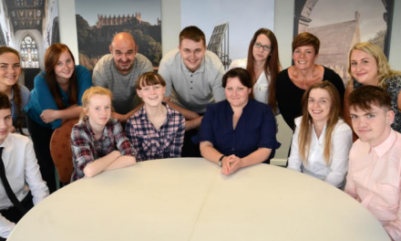 17 New Apprentices Join County Durham Charity