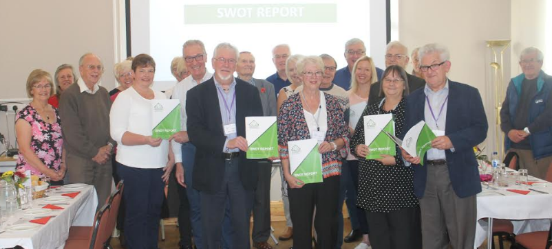 """Study into future of village halls in Tees Valley """"sets the national standard"""""""
