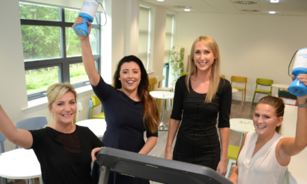 Barratt Developments North East raises over £1,000 for the Alzheimer's Society