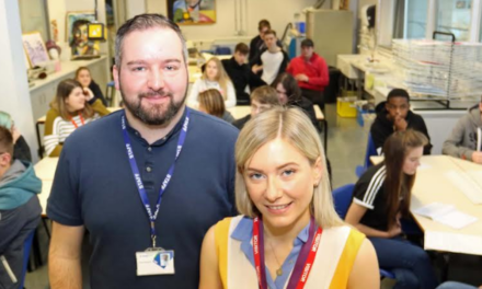 Creative students help Public Health specialists tackle town's weight problems