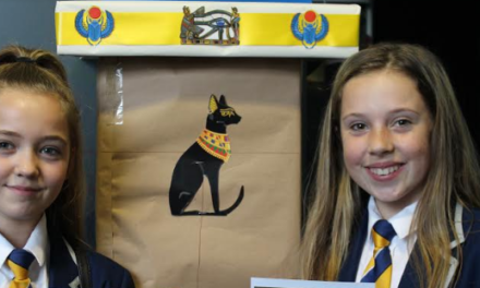 3D world brings ancient Egypt to Sunderland school