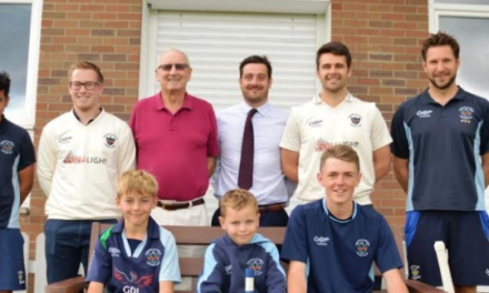 Chester-le-Street Cricketers on Firmer Footing with Banks Group Support