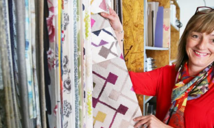 Inspirational Interior Designer Moves to Darlington