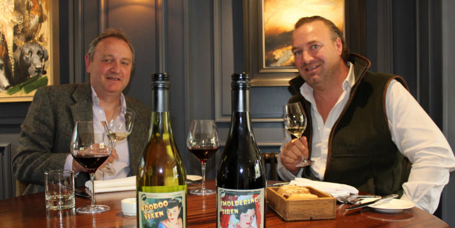 New wine launched to mark eatery's fifth birthday
