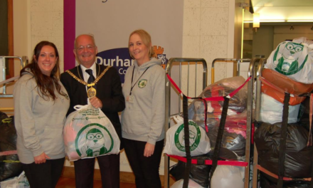 Council staff give charity boost