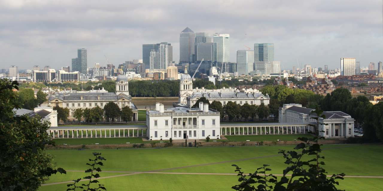 Why Study English in London?