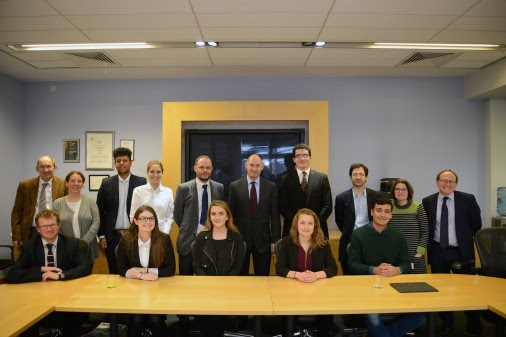 Head of Civil Justice Lectures at Northumbria