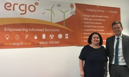 Prolific business woman puts energy into new venture